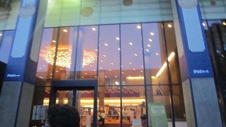 NHKホール①