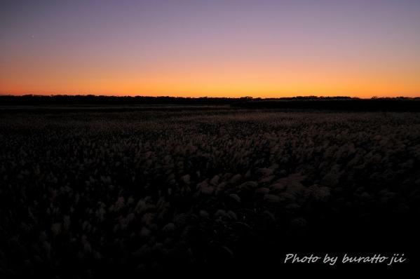 15HKD_8385風蓮湖走古丹からの夕景1717