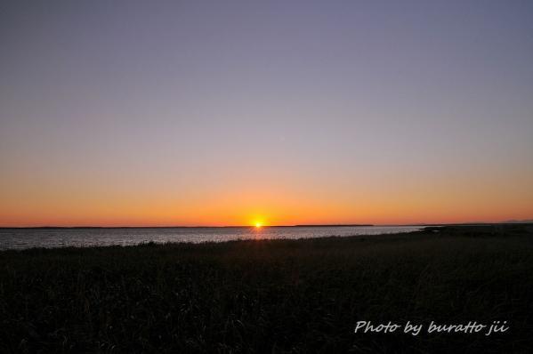 12HKD_8354風蓮湖走古丹からの夕景1650