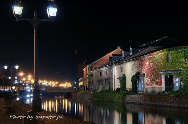 2HKD_小樽運河