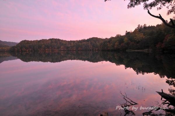 13HKD_オンネトー湖1703