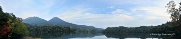 4HKD_オンネトー湖panorama-2