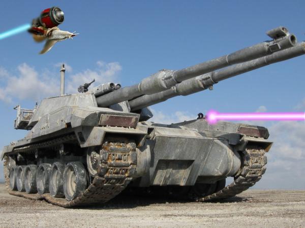 超戦車がんくんマイマイ改2