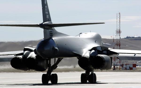 Aircraft-軍事、爆撃機、ランサー、B-1ランサー