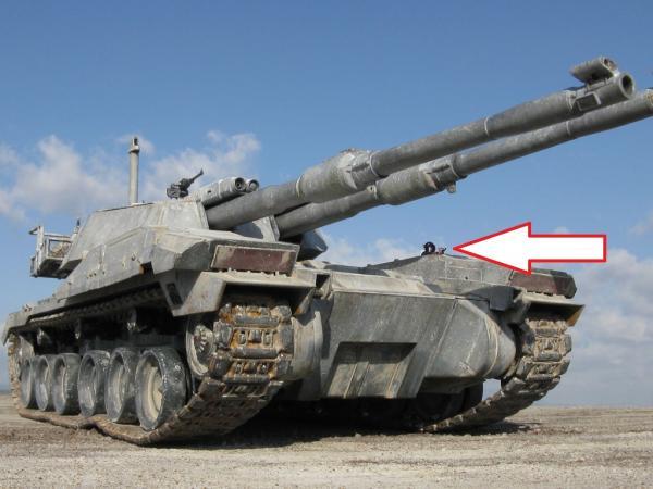 超戦車がんくん