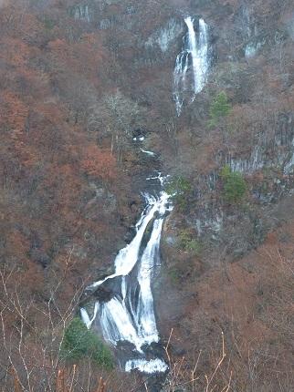 霧降の滝_その1