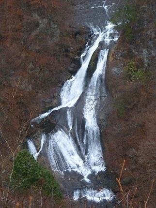 霧降の滝_その3