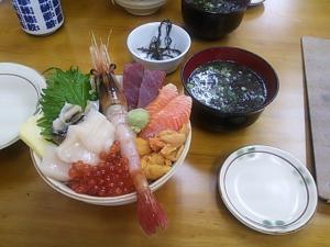 小樽海鮮丼