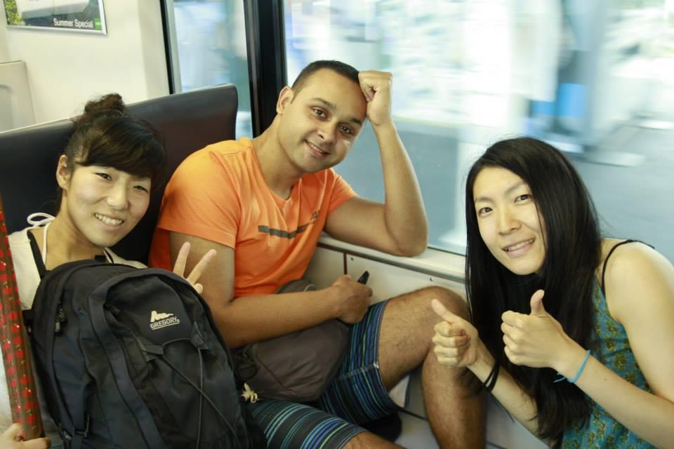 電車 Furação先生