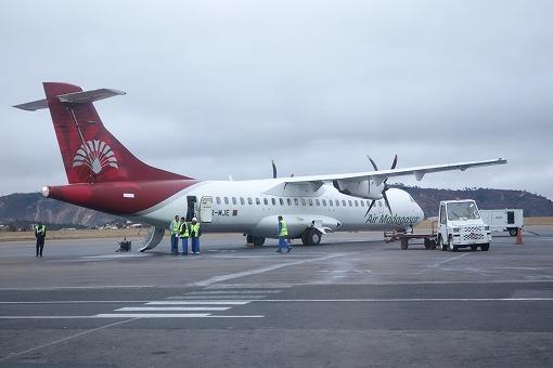 マダガスカル航空 国内線