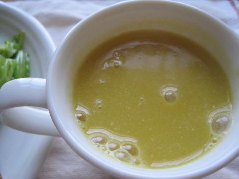 カブかぼちゃ玉ねぎスープ