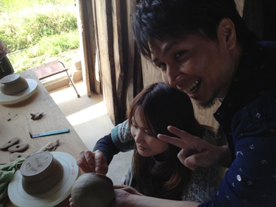 陶芸教室4