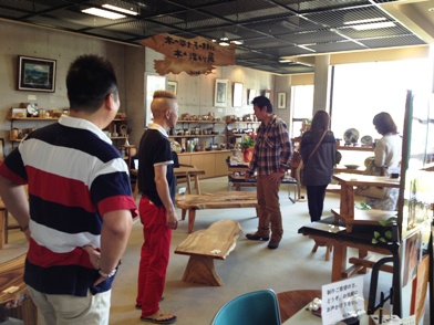 木展2013お客様2