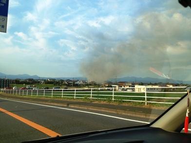 ゆめタウン火事