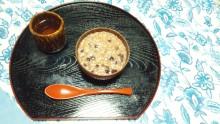 ちゃちゃまむのブログ-小豆たっぷりかゆ
