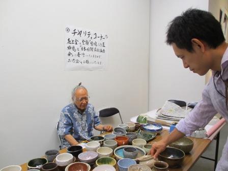 右:NICCOスタッフ仙道