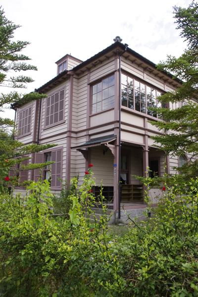 西洋館旧宣教師館