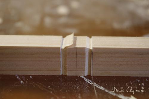木工手仕事*ナチュラルな算木