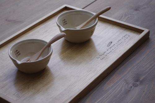 オーダーメイドの木製キッチンマット