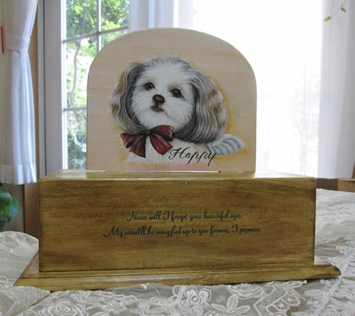木製メモリアルボックス