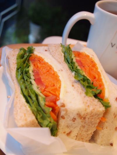 野菜サンド(ヴァルカナル)
