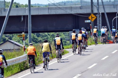 2013鹿の子ダムサイクリング♪
