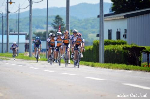 2013鹿の子ダムサイクリング♪3