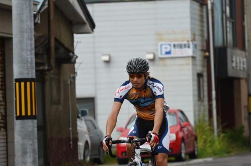 ツールド北海道2013 第1ステージ♪10
