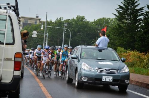 ツールド北海道2013 第1ステージ♪11