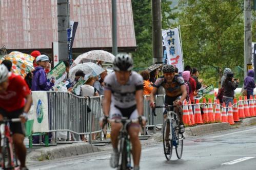 ツールド北海道2013第2ステージ♪2