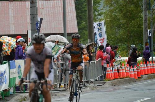 ツールド北海道2013第2ステージ♪3
