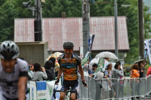 ツールド北海道第2ステージ♪6