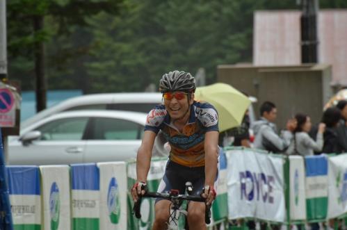 ツールド北海道第2ステージ♪8