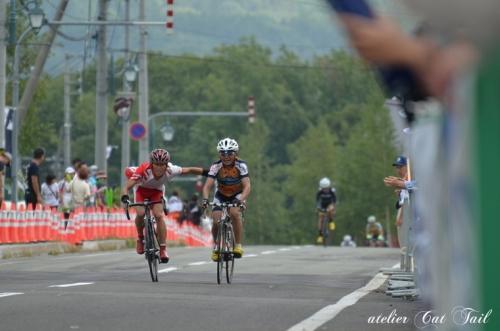 自転車写真♪