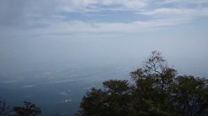 頂上からの景色20130922