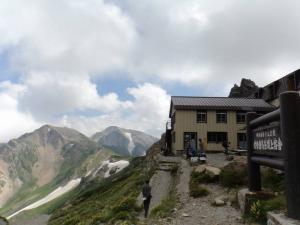 白馬岳頂上宿舎20130807