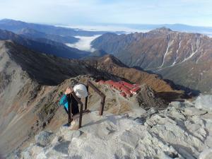 山頂はしご20131004