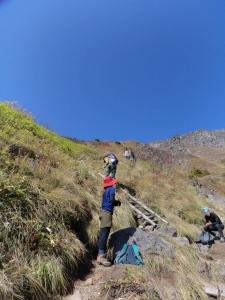 焼岳2 20131014