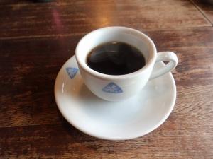 北穂コーヒー20131101