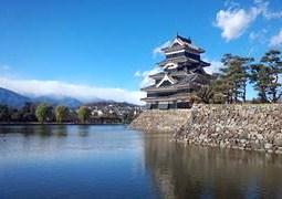 宮本さんがうつした松本城