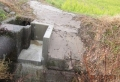 水路修復竣工・1