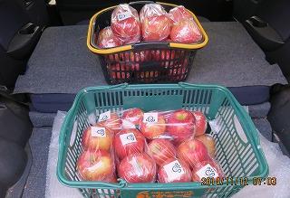 好く売れるりんご