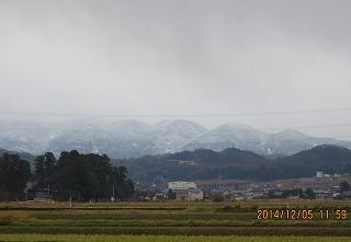 雪と雨の境界