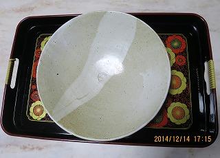 手捻りの陶器
