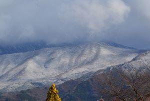 001雪山1