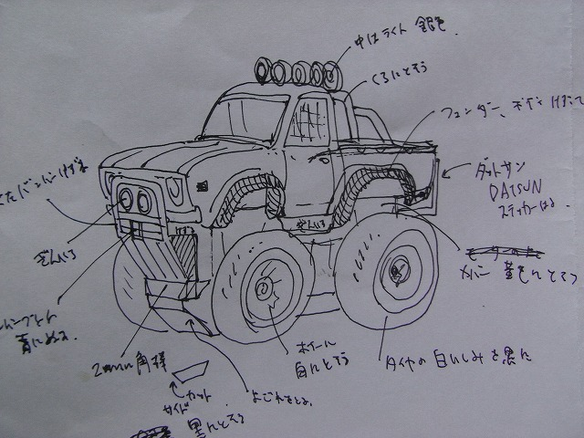 choroQ-bigfoot-datsun01.jpg