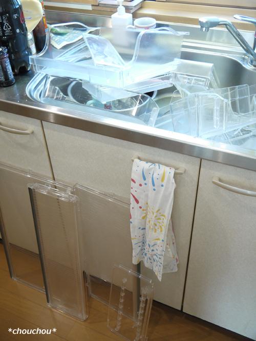 冷蔵庫 棚