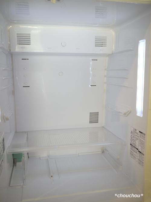 冷蔵庫 中 拭き掃除