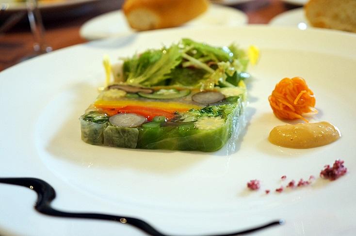 三浦野菜のオードブル