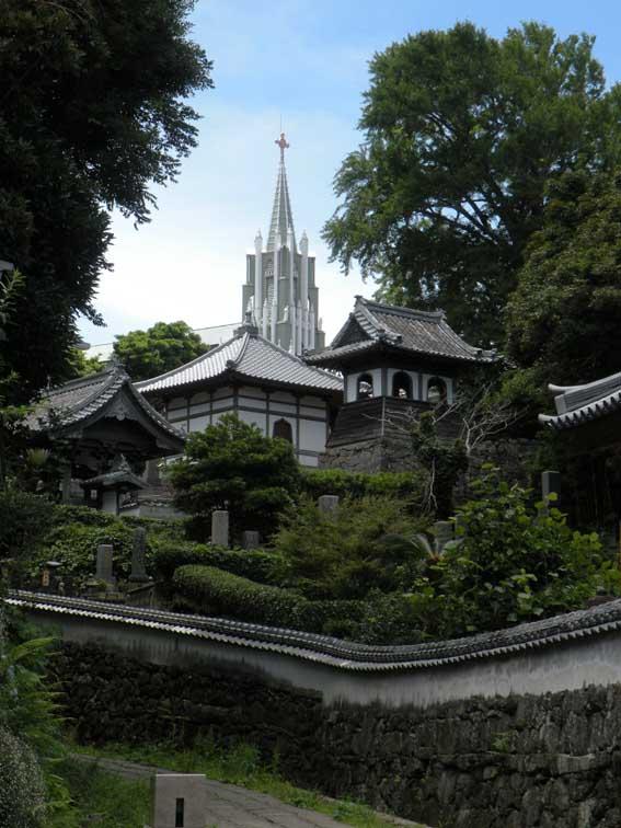 平戸教会光明寺